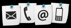 Link zu Kontaktformular